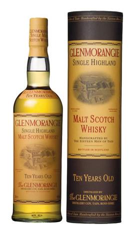 Glenmorangie single malt 10 years