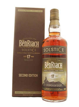 Benriach 17 solstice