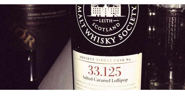 Ardbeg SMWS Alligator