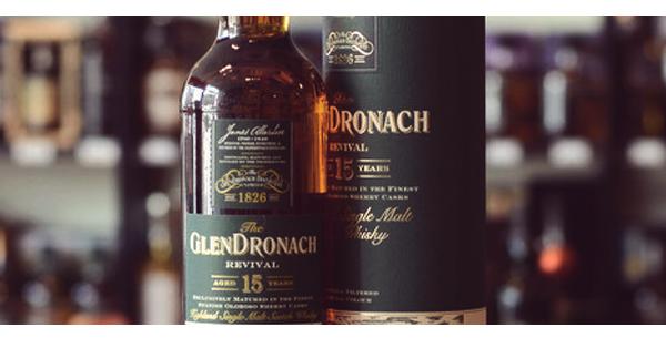 Glendronach 15