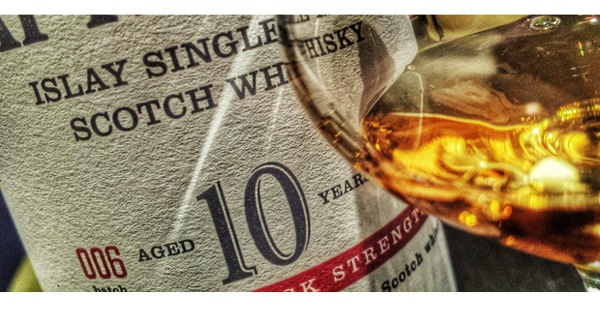 Laphroaig Cask Strength Batch006