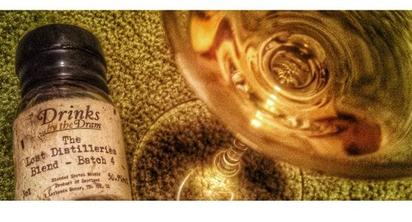 Lost Distilleries Blend Batch4