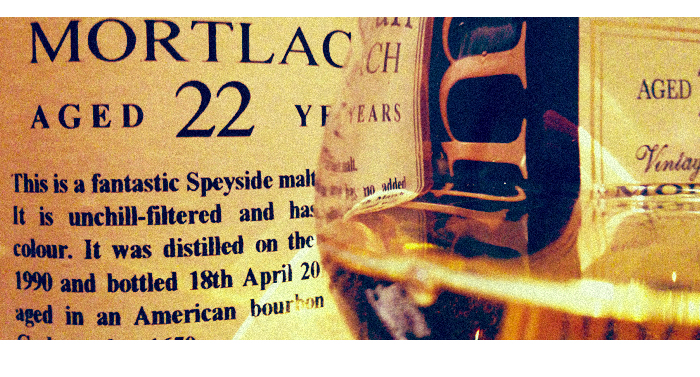 Mortlach Maltman 22