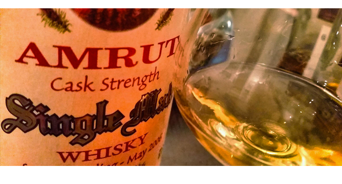 Amrut caskStrength May2006