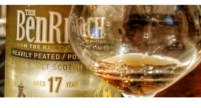 BenRiach Solstice Second Edition,BenRiach 17 Years Solstice Second Edition,review,tasting notes,single malt,scotch