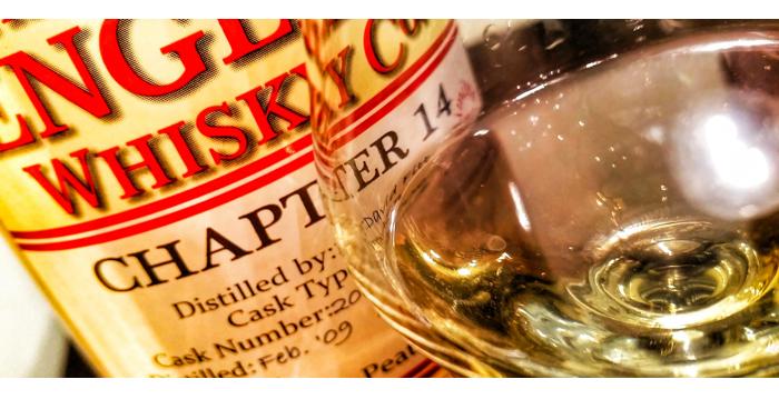 English Whisky Co Chapter 14,English Whisky Co Chapter 14 UnPeated,English Whisky Co Chapter 14 UnPeated tasing notes,English Whisky Co Chapter 14 UnPeated review,English Whisky Co,English Whisky Co tasting notes,English Whisky Co review,whisky,whisky review,whisky tasting,english whisky