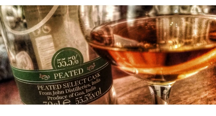 Paul John Peated Select,Paul John Peated Select,Paul John Peated Select review,Paul John Peated Select tasting notes,whisky,whisky review,whisky tasting,single malt,single malt review,single malt tasting notes,india,paul john,paul john distillery