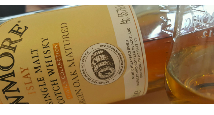 Bowmore Virgin Oak,Bowmore Feis Ile 2015 Virgin Oak,Bowmore Feis Ile 2015 Virgin Oak tasting notes,Bowmore Feis Ile 2015 Virgin Oak review,Bowmore Virgin Oak,Bowmore Virgin Oak tasting notes,Bowmore Virgin Oak review,bowmore,whisky,whisky review,whisky tasting,single malt,single malt review,single malt tasting notes,islay,scotch,scotland