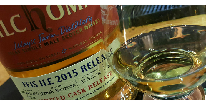 Kilchoman Feis ile 2015,Kilchoman Feis Ile 2015 Release,Kilchoman Feis Ile 2015 Release tasting notes,Kilchoman Feis Ile 2015 Release review,Kilchoman Feis Ile 2015,Kilchoman Feis Ile 2015 tasting notes,Kilchoman Feis Ile 2015 review,Kilchoman Feis Ile,Kilchoman Feis Ile review,Kilchoman Feis Ile tasting notes,kilchoman,single malt,single malt review,single malt tasting notes,whisky,whisky review,whisky tasting,islay,Feis Ile 2015