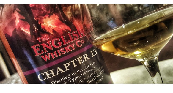 English Whisky Company Chapter 13,English Whisky Company,Chapter 13,St Georges Distillery,single malt,whisky,whisky review,single malt review,single malt tasting notes,england,english whisky company chapter 13,english whisky company chapter 13 review,english whisky company chapter 13 tasting notes