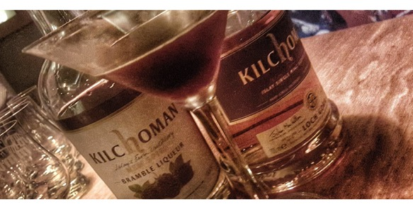 Kilchoman Bramble Liqueur Cocktail