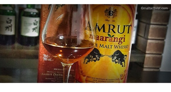Amrut Narangi,Amrut Narangi,Amrut Narangi tasting notes,Amrut Narangi review,single malt,single malt review,single malt tasting notes,whisky,whisky review,whisky tasting,amrut,amrut distilleries,india
