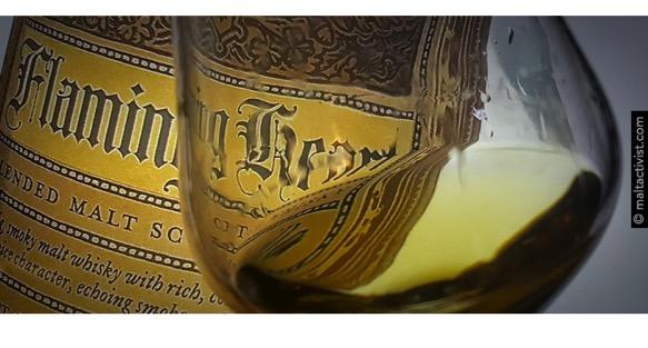 Compass Box Flaming Heart 15th Anniversary,Compass Box Flaming Heart 15th Anniversary,review,tasting notes,Compass Box Flaming Heart,Compass Box,Flaming Heart,john glaser,blended whisky,independent,independent bottler