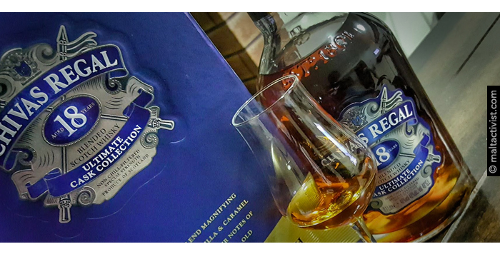 Chivas Regal 18 First Fill Bourbon Cask,Chivas Regal 18 First-Fill Bourbon Cask Finish,ultimate cask collection,chivas,chivas regal,18,18 year old whisky,18 years,scotch,scotland,whisky,whisky review,whisky tasting,pernod ricard,92