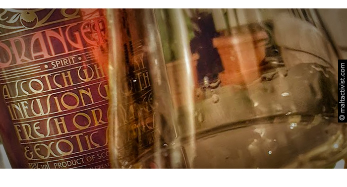 Compass Box Orangerie,Compass Box Orangerie,tasting notes,review,compass box,compass box whisky,orangerie,john glaser,blend,blended whisky,malt activist