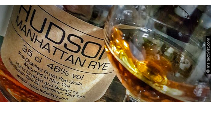 Hudson Manhattan Rye Whiskey,Hudson Manhattan Rye Whiskey,tasting notes,review,rye,whisky,whisky review,whisky tasting