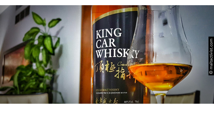 King Car,King Car Conductor Whisky,King Car Conductor,King Car Whisky,King Car Whisky review,review,tasting notes,King Car Whisky tasting notes,taiwan,single malt,whisky,single malt review,single malt tasting notes,whisky review,whisky tasting