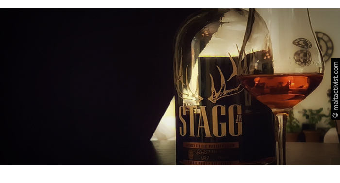 Stagg Jr,Stagg JR,Stagg JR review,Stagg JR tasting notes,Stagg JR - Batch 5,Stagg JR - Batch 5 review,Stagg JR - Batch 5 tasting notes,George T Stagg,Buffallo Trace,Buffallo Trace Antique Collection,kentucky,america,american whisky,bourbon,bourbon tasting