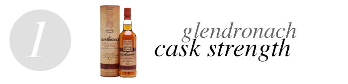 01 Glendronach CS