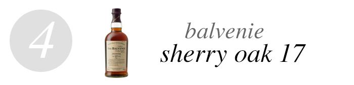 04 Balvenie17 sherryOak