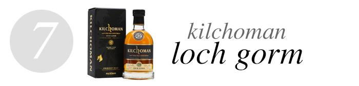 07 Kilchoman Loch Gorm