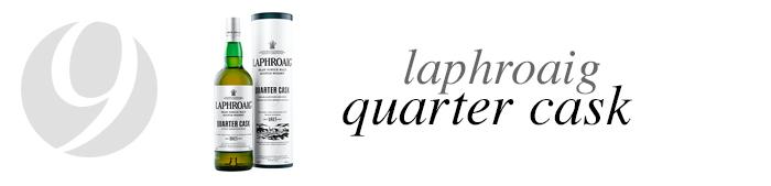 09 laphroaig quarterCask